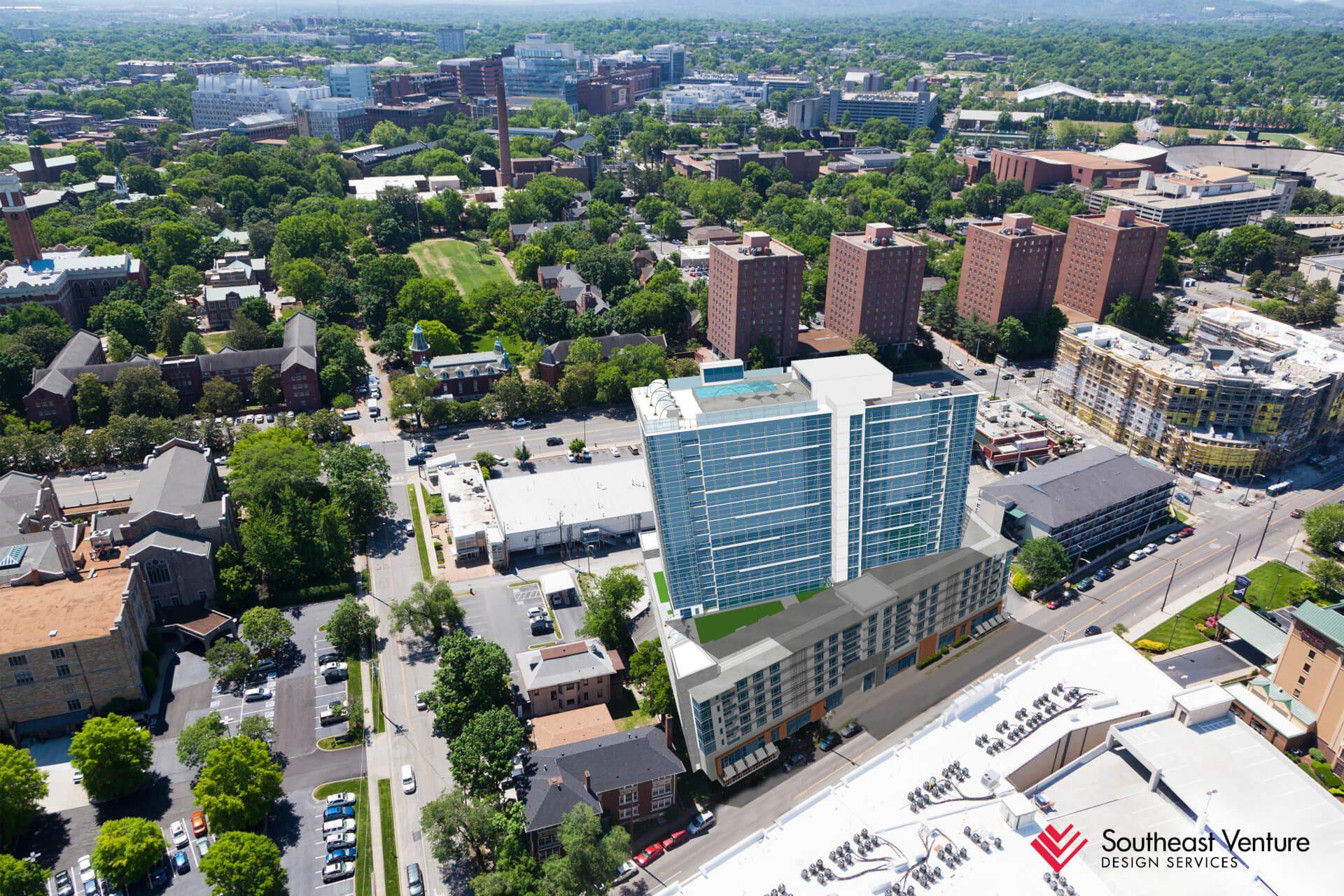 Elliston aerial perspective