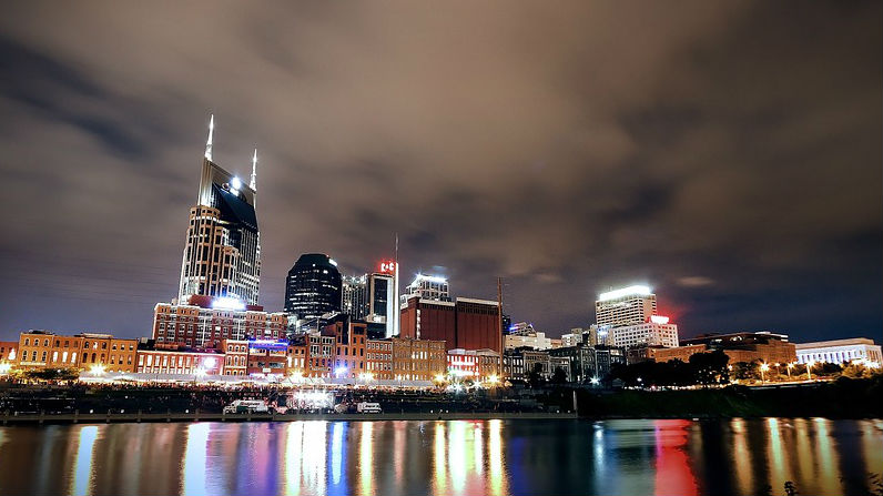 Nashville Skyline Crop
