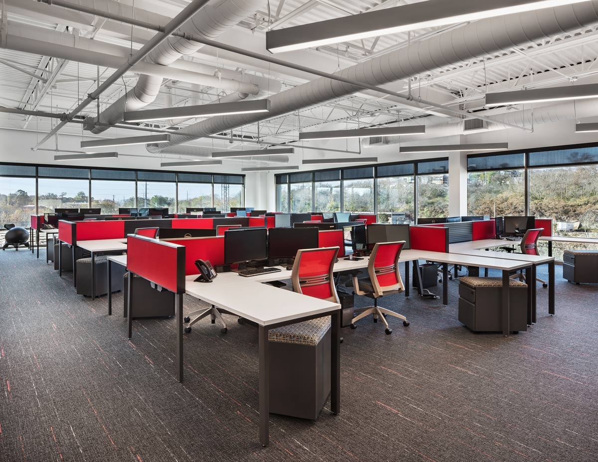 MediCopy open office area