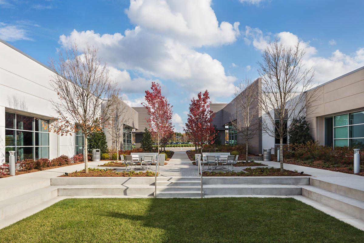 Mallory Park design and development project