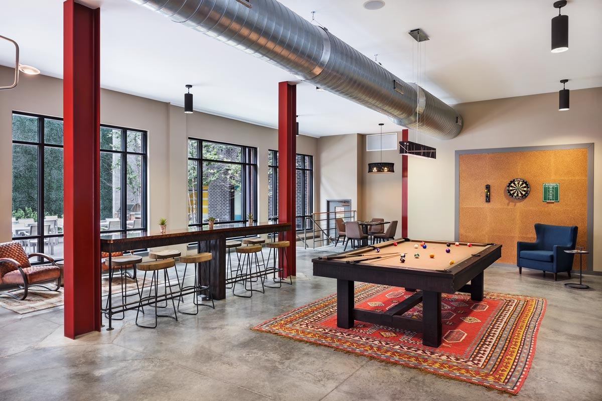 Southeast Venture Eastside Heights recreation room