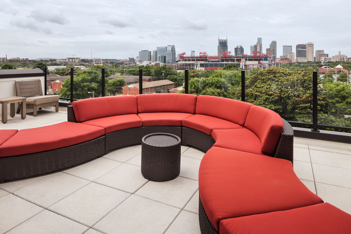 Southeast Venture Eastside Heights Rooftop Lounge