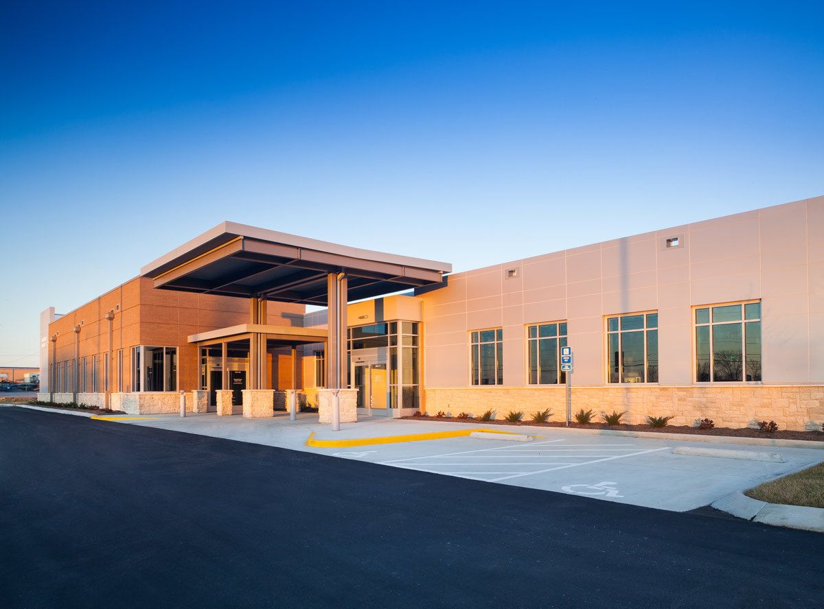 Vanderbilt Dialysis Clinic design project