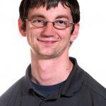 Michael Wrigley white background headshot