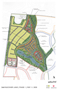 Alexander Property Phase 1 Plan, by Southeast Venture for commercial real estate Nashville